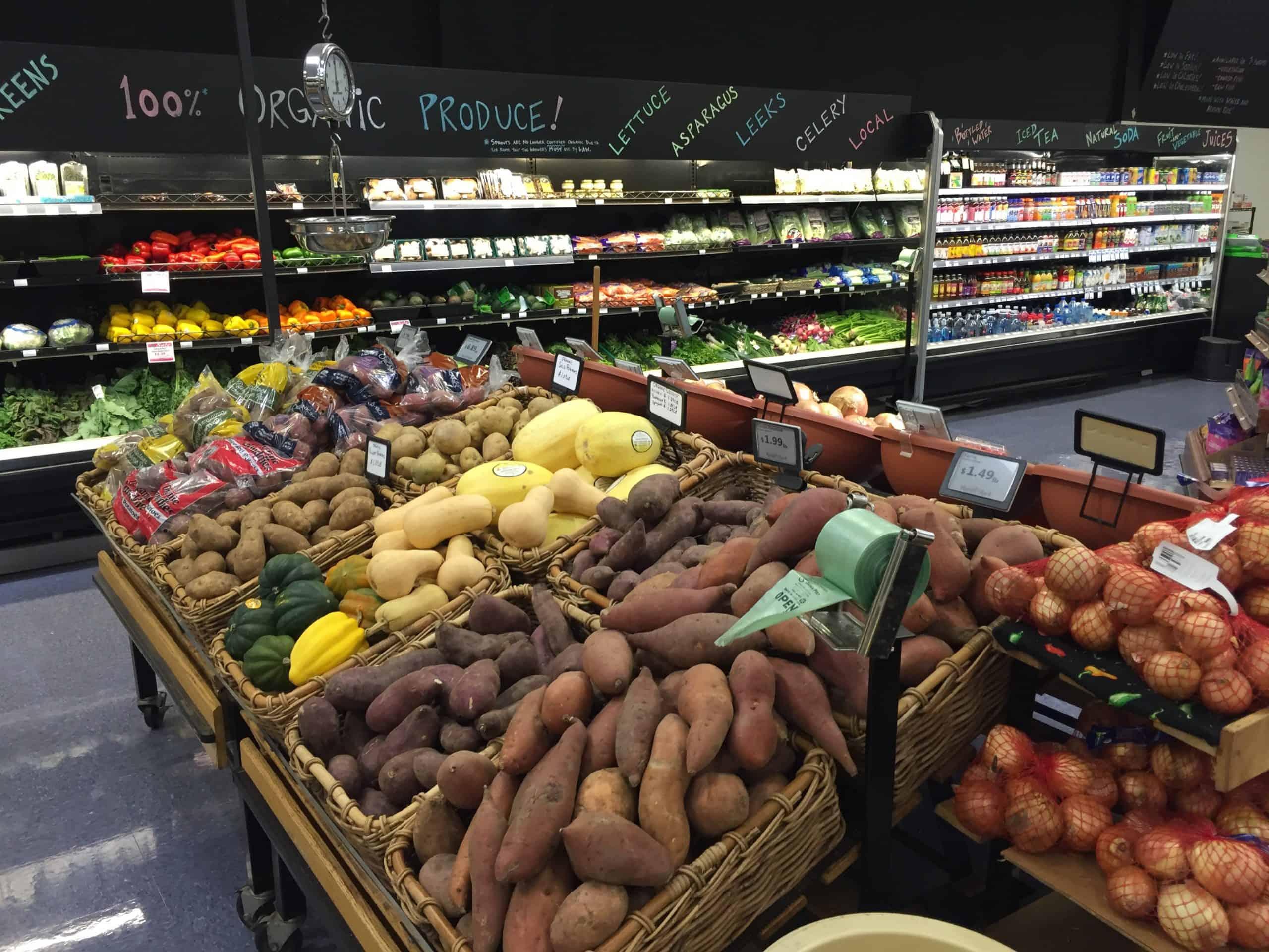 Raisin Rack Natural Food Market Canton Oh