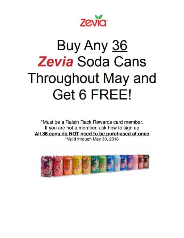 Zevia-Soda